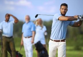 golfer гольфист