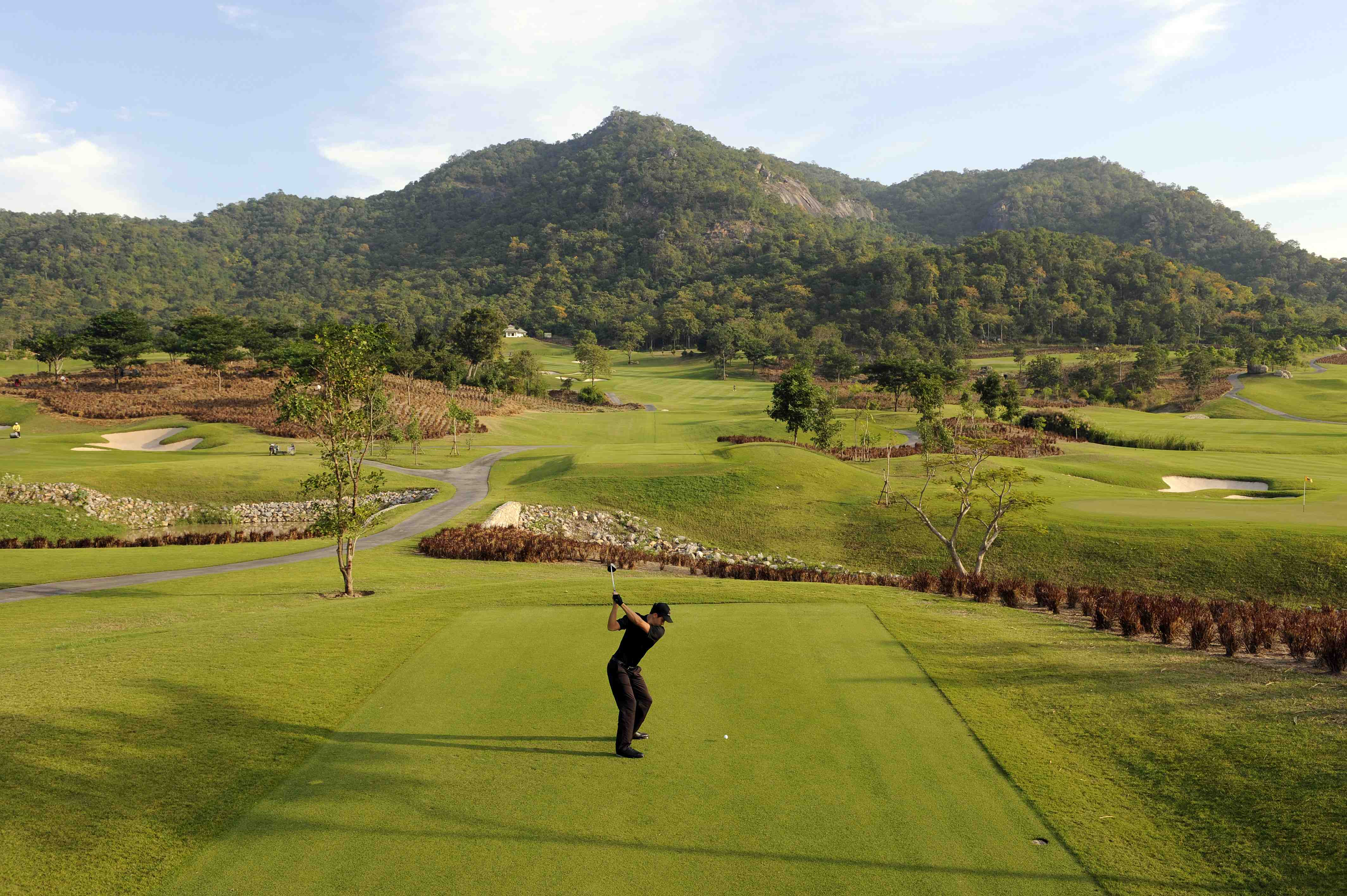 November 24, 2009, Black Mountain Golf Club, Hua Hin, Thailand. Mandatory credit: Richard Castka/Sportpixgolf.com
